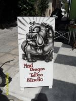 Mad Dragon Tattoo Studio