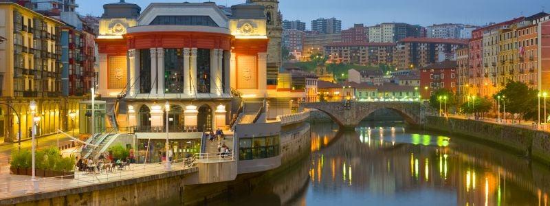 Bilbao Espanja Napsu