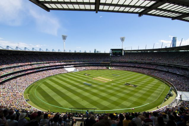 Melbourne Cricket Ground -stadion