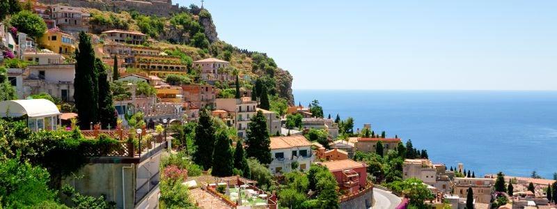 Sisilia Italia Napsu
