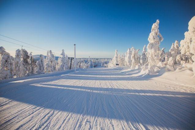 10 Vinkkia Minne Laskettelemaan Suomessa Napsu