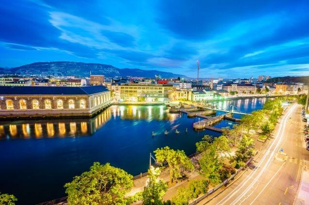 Geneve Sää