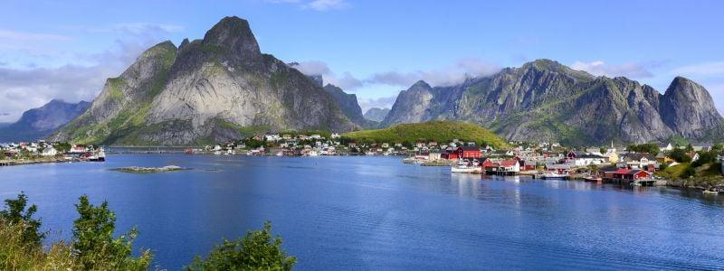 Pohjois-Norja, Norja   Napsu