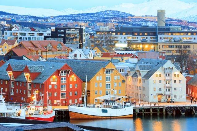 Sää Norja