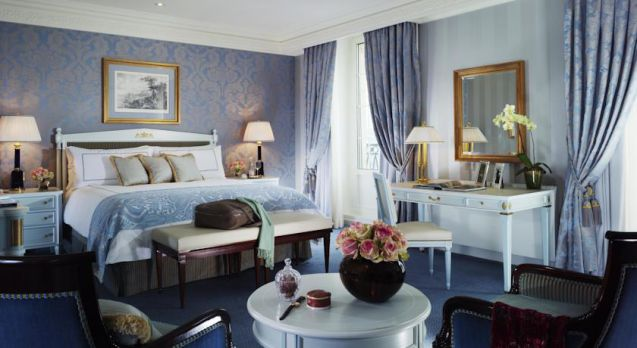 Four Seasons Hotel des Bergues Geneva, Geneve, Sveitsi | Kuva: booking.com