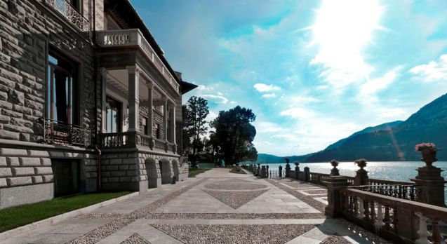 CastaDiva Resort & Spa, Como-järvi, Italia | Kuva: booking.com