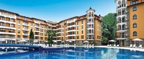 Huoneistohotelli Royal Sun
