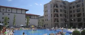 Huoneistohotelli Sunny Victory