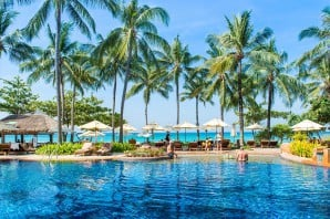 Kata Thani Phuket Beach Resort TTTTT