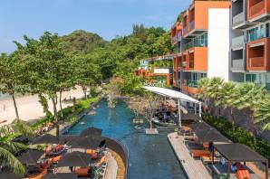 Hotelli Novotel Phuket Kamala Beach TTTT