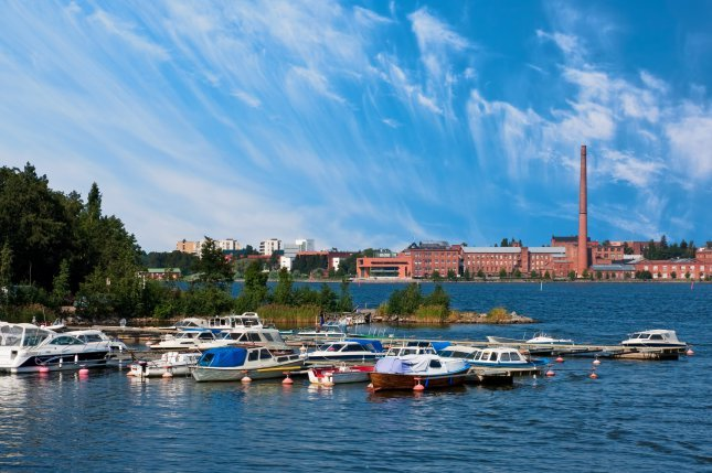 Vaasa, Suomi   Napsu