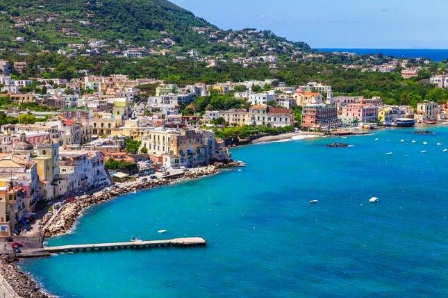 Ischia Italia Napsu