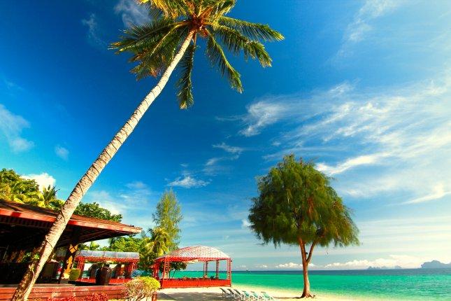 Krabi, Thaimaa   Napsu