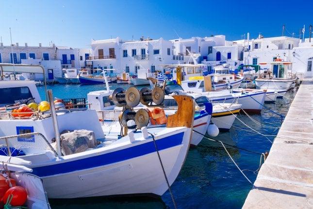 Kreikka Ilmasto