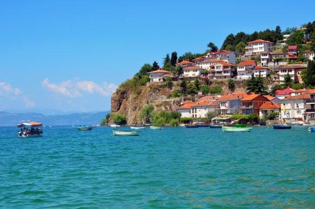 Makedonia Sää