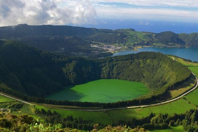 Azorit Portugali Napsu
