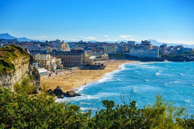 Biarritz Ranska Napsu
