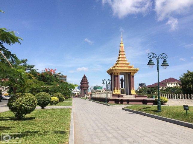 Kambodza Napsu