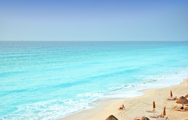 Cancun Meksiko Napsu