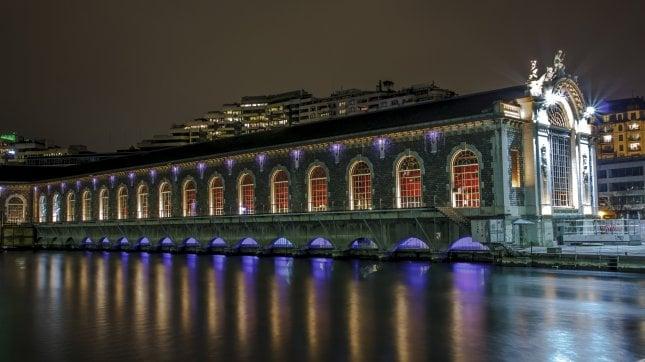 Geneve Sveitsi Napsu
