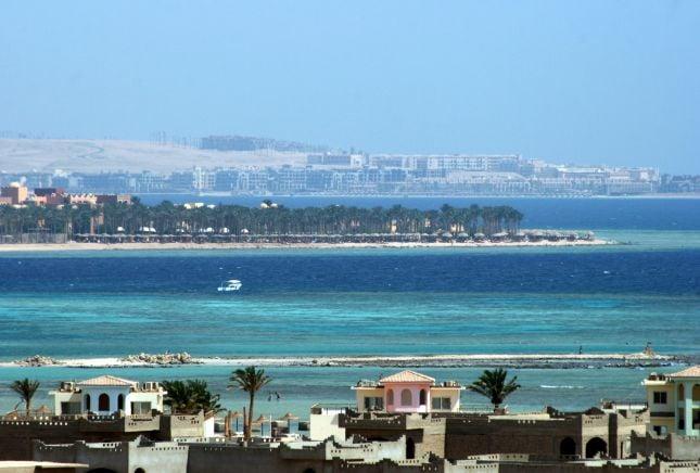 Aurinkomatkat Hurghada