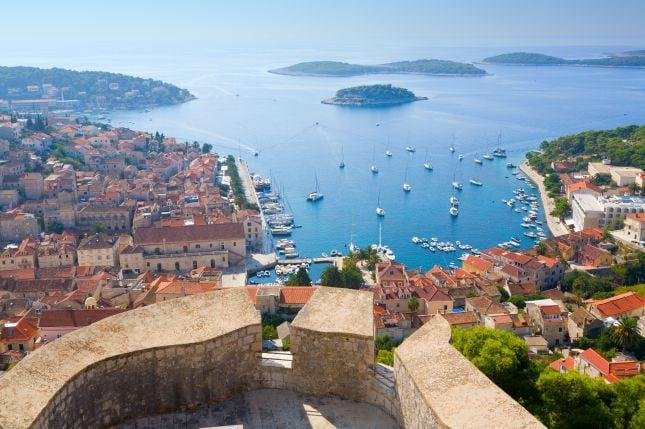 kroatia loma asunnot Nivala