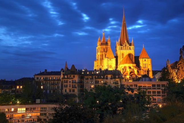 Lausanne, Sveitsi | Napsu