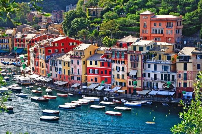 Liguria Italia Napsu