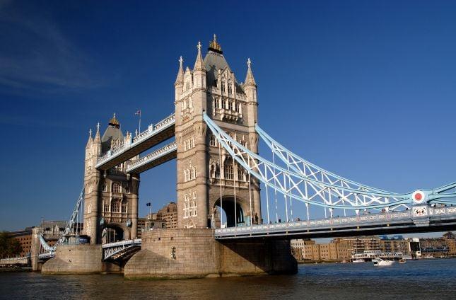 Lontoo äkkilähdöt