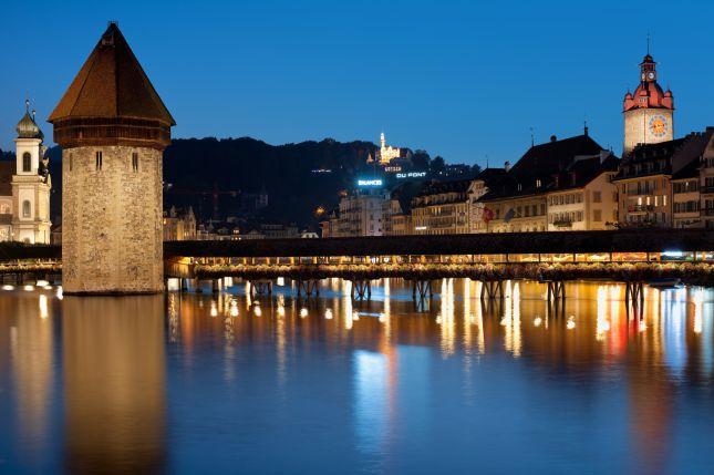 Luzern, Sveitsi | Napsu