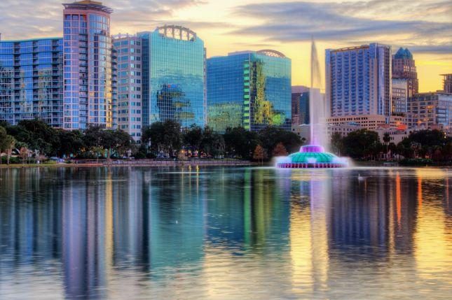Orlando Yhdysvallat Usa Napsu