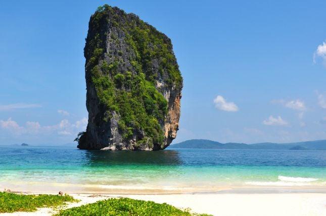 Thaimaa   Napsu