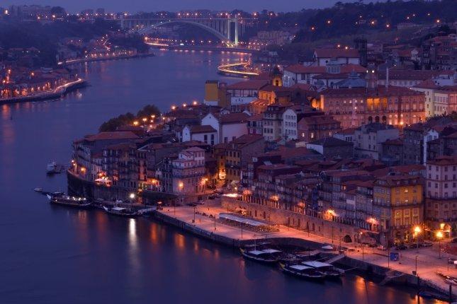 Porto Oporto Portugali Napsu