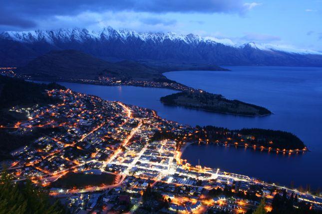 Uusi Seelanti Hintataso