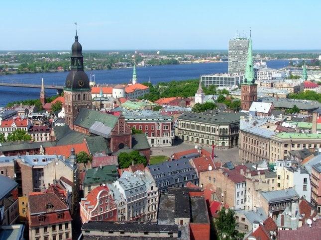 Riika, Latvia | Napsu