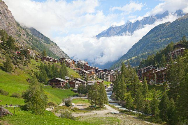 Sää Sveitsi