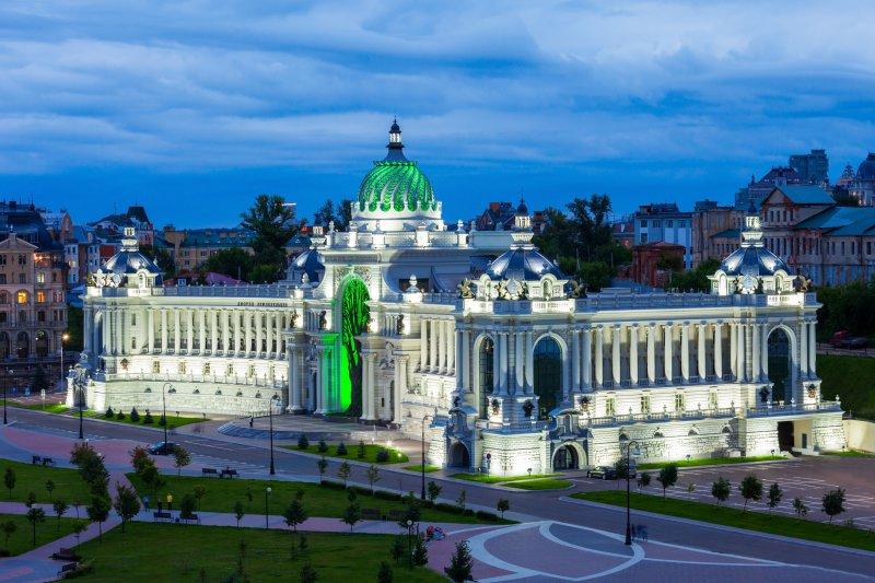 Kazan Sää