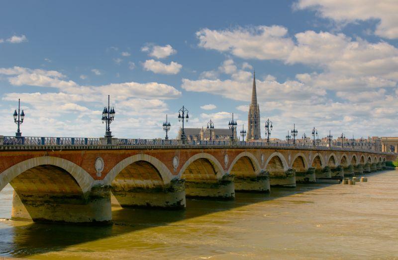 Bordeaux Sää