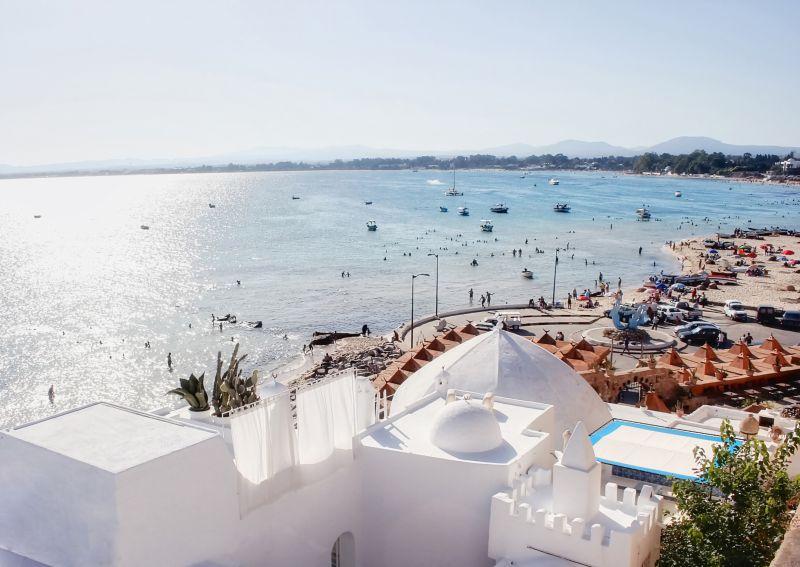 Sää Tunisia