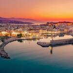 Romanttista tunnelmaa ja upea hiekkaranta - Kreetan Retimnon hurmaa kävijänsä