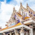 Supersankareilla koristeltu temppeli ja herkullista katuruokaa - ota Bangkok haltuun näillä paikallisten vinkeillä