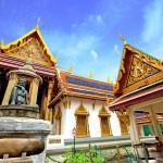 Kullan kimallusta ja koristeita - 5 vinkkiä maailman upeimpiin palatseihin