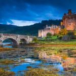 Skotlannin kuvatuin linna on suoraan unesta