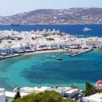Superjulkkikset suuntaavat nyt Kreikan Mykonokselle - Saari on upea, lähde sinäkin