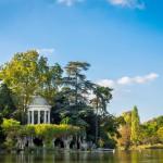 Pariisin toiseksi suurimmassa puistossa saa nyt myös nakuilla!