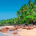 Viisi vinkkiä: Mistä löytyvät Goan parhaat rannat?