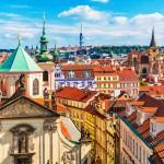 Juhlavuottaan viettävä Praha on nyt pop!