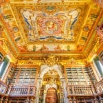 Tiesitkö, että Portugalissa lepakot saavat asua kirjastoissa?