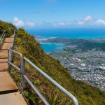 Haikun portaat Havaijilla ovat todellinen Stairway to Heaven