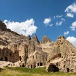 Kallion seinämään hakattu katedraali on Turkin hienoimpia nähtävyyksiä